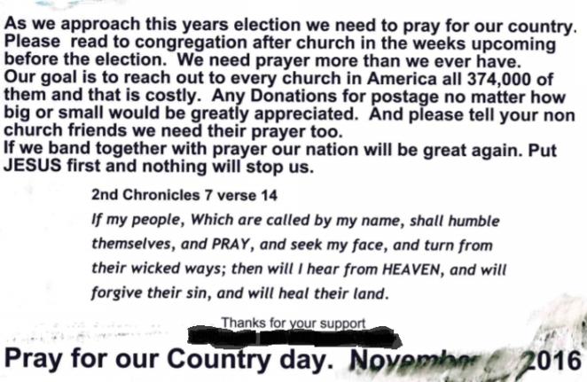prayforourcountryday